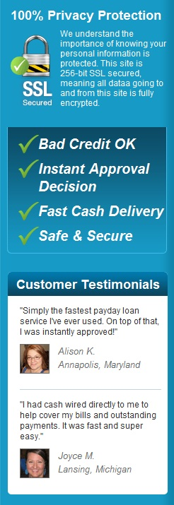 1 Hour Payday Loans In Houston Tx privacy